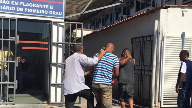 Suspeito de matar mestre de capoeira após discussão política é preso em Salvador Foto: João Souza/ G1