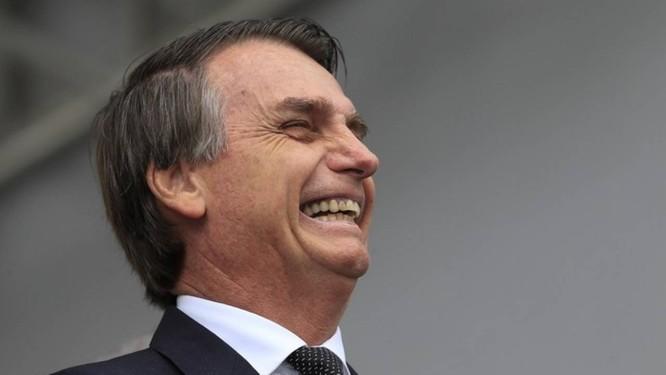 O candidato do PSL à Presidência, Jair Bolsonário Foto: Edilson Dantas / Agência O Globo