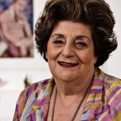 Escritora Zibia Gasparetto Foto: Infoglobo