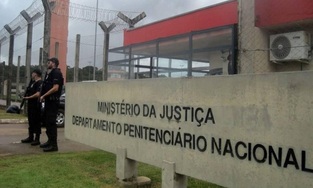 Penitenciária Federal de Porto Velho Foto: Divulgação/Depen