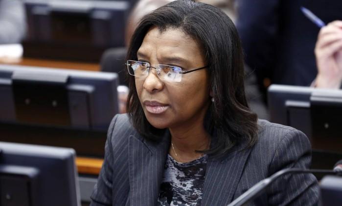 A deputada federal Rosângela Gomes (PRB-RJ) Foto: Cleia Viana / Agência Câmara dos Deputados