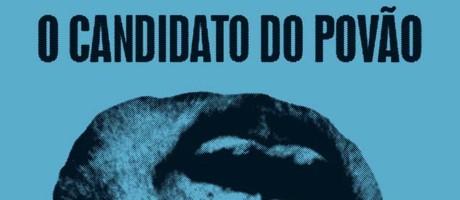 Campanha vote no Macaco Tião lançada por Fernando Gabeira na eleição para prefeitura do de Janeiro de 1988 como forma de protesto. Quatrocentos mil eleitores escolheram Tião para prefeito Foto: Divulgação