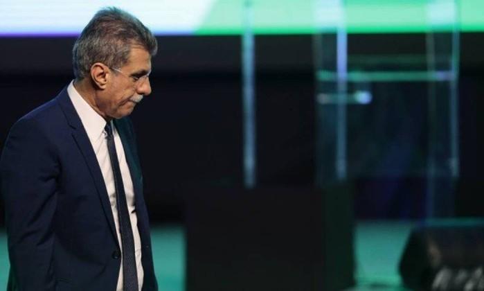 O presidente do MDB, senador Romero Jucá (MDB-RR) Foto: Jorge William / Agência O Globo