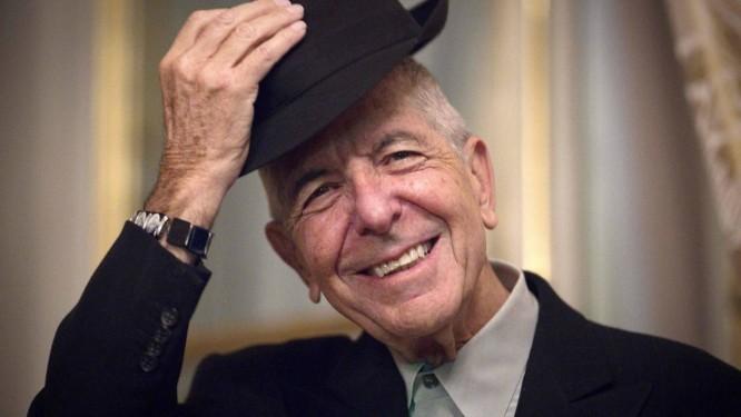O cantor e escritor canadense Leonard Cohen Foto: Joel Saget / AFP