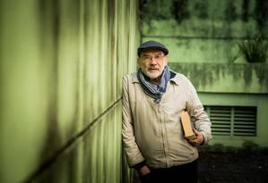 O filósofo, historiador e professor Ruy Fausto Foto: Anna Carolina Negri / Agência O Globo