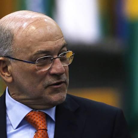 O ministro Aroldo Cedraz, do Tribunal de Contas da União (TCU) Foto: Jorge William/Agência O Globo/10-11-2016