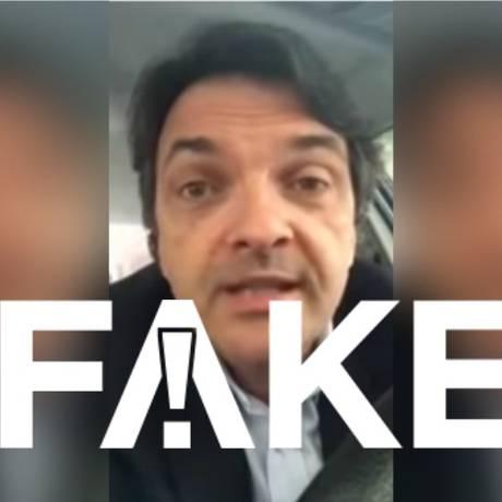 Vídeo com conteúdo falso sobre confisco de rendas no governo PT Foto: Reprodução
