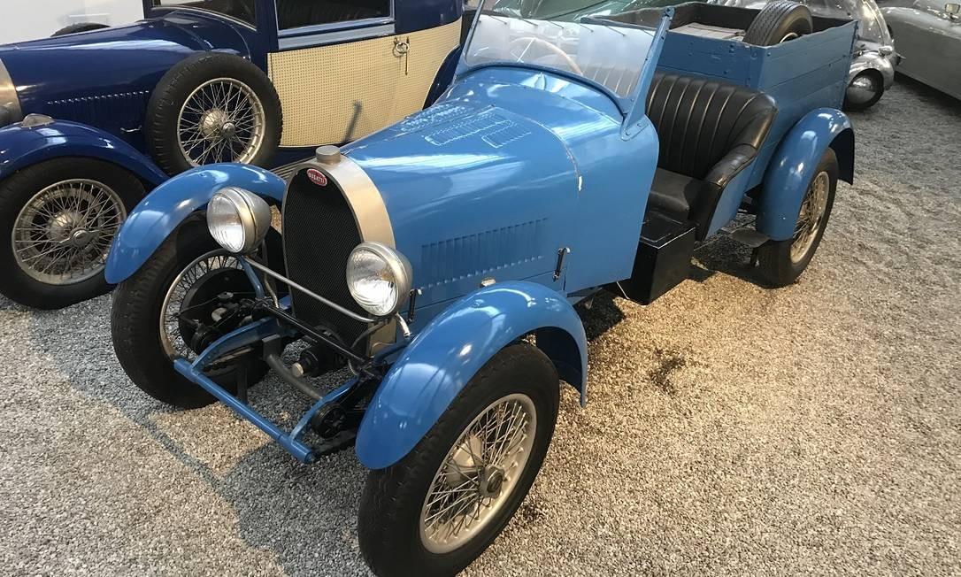 Fabricado em 1929, este Type 40, com motor de quatro cilindros e 1.496cm³, percorreu 14 mil km no Saara em 31 dias Jason Vogel / Jason Vogel