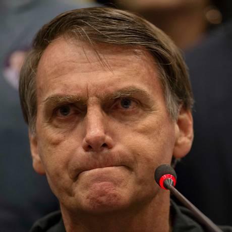 Bolsonaro Foto: Mauro Pimentel / AFP