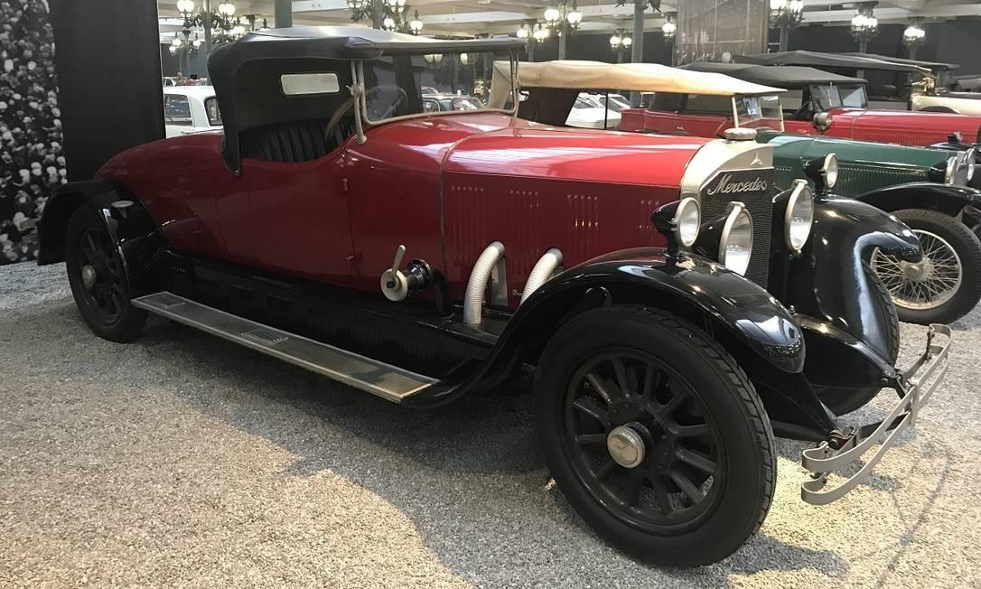 Mercedes Torpedo Type 400, ano 1927 Jason Vogel