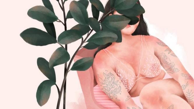 """""""Representar as mulheres é uma maneira de aprender a me ver e ver outras mulheres com mais ternura"""", diz a designer Foto: Divulgação"""