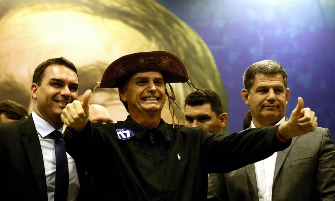 Bolsonaro diz que Haddad trará 'bandidada' ao poder novamente