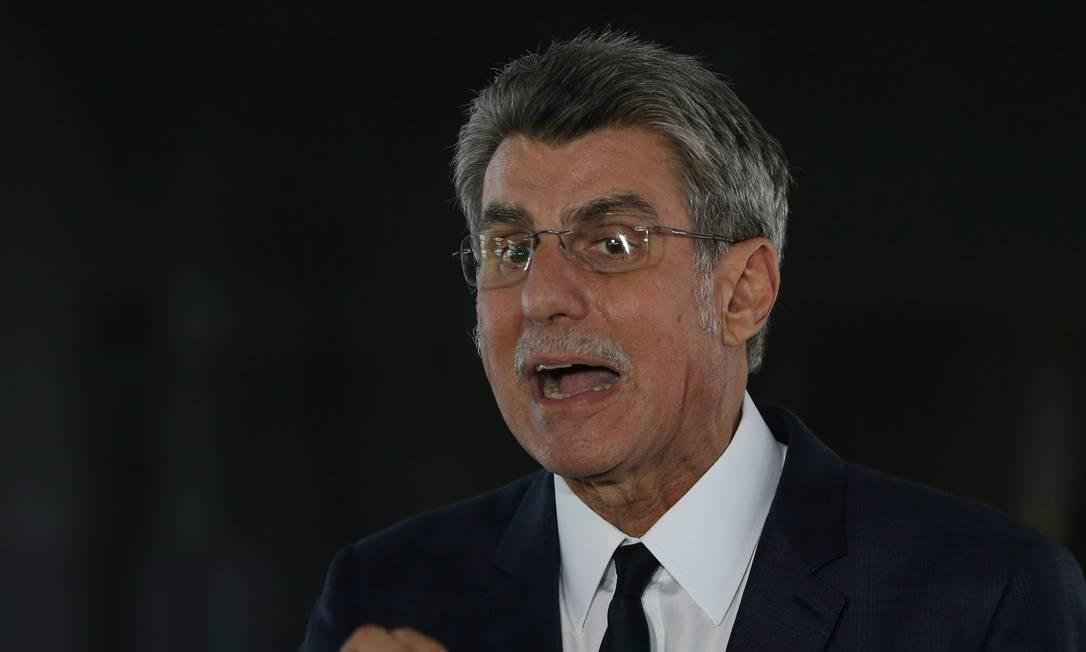 O ex-senador Romero Jucá Foto: Givaldo Barbosa / Agência O Globo