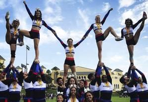 Competição. Atletas da Marvel no Mundial de Clubes do ano passado Foto: Divulgação