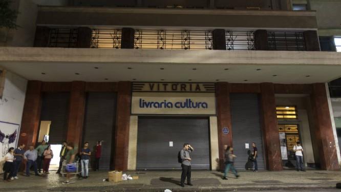 990f3d915f7 Livraria Cultura e Teatro Eva Herz encerram as atividades no Rio ...