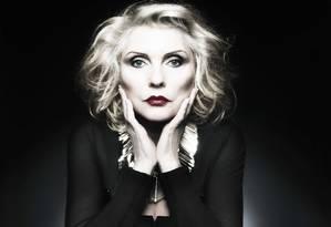 A cantora Debbie Harry, do grupo Blondie Foto: Divulgação