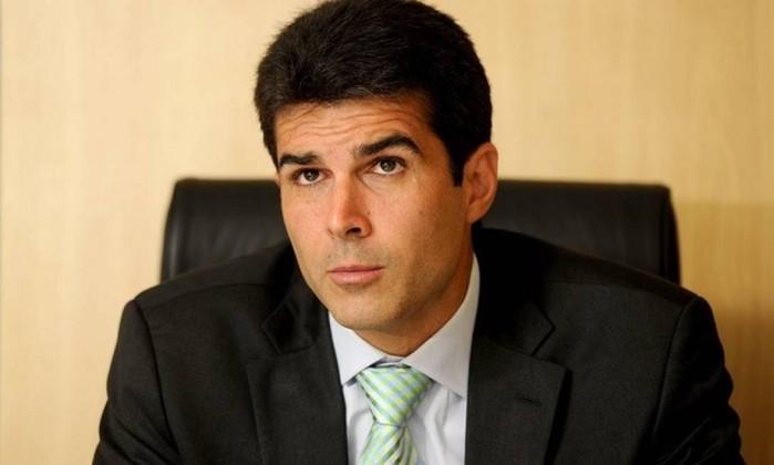O candidato ao governo do Pará, Helder Barbalho (MDB) Foto: Ruy Baron / Agência O Globo