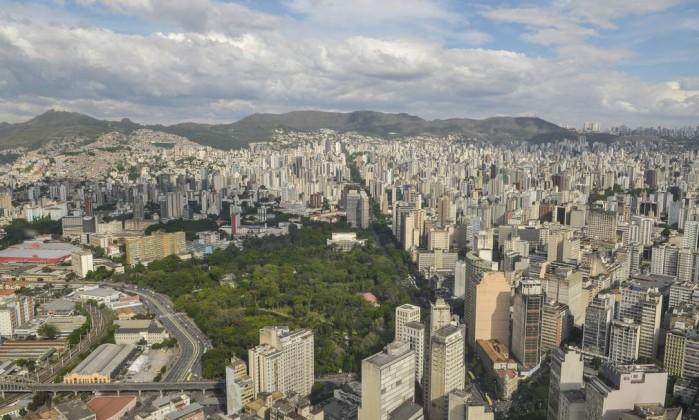 Belo Horizonte Foto: Pedro Vilela / Pedro Vilela