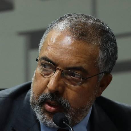 Paulo Paim (PT- RS) Foto: Jorge William / Agência O Globo