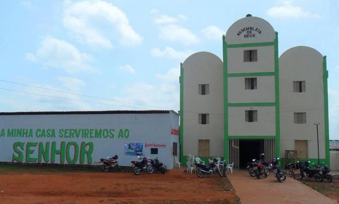São Pedro dos Crentes Maranhão fonte: ogimg.infoglobo.com.br