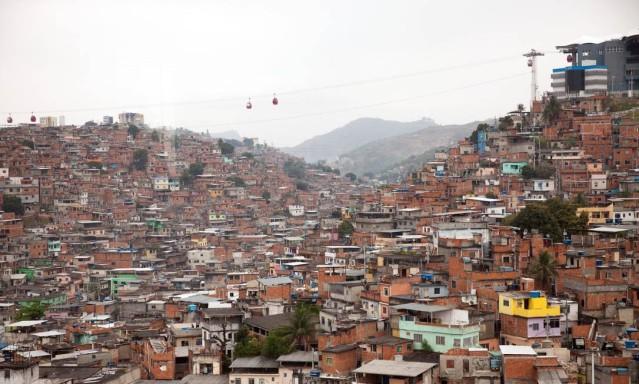 Favela, lugar dos esquecidos - Jornal O Globo