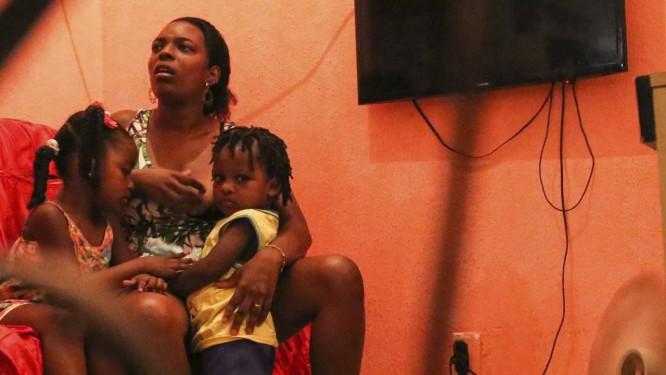 Silmara é fiel ao PT e elogia o Bolsa Família Foto: Mila Cordeiro / Agência O Globo
