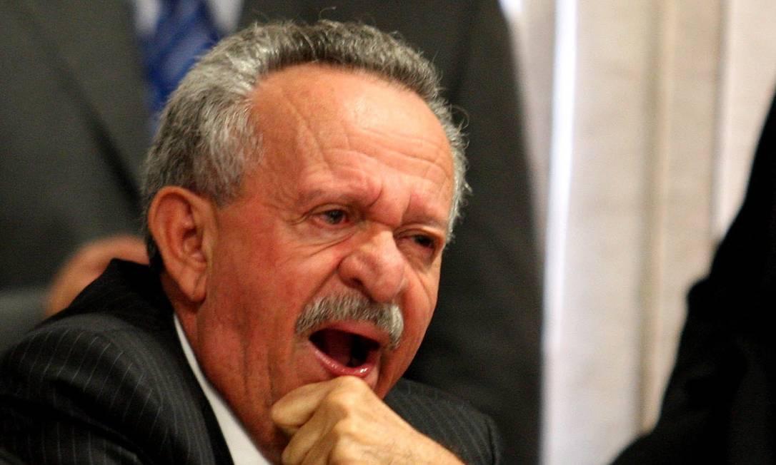 O ex-senador Benedito de Lira (PP-AL) Foto: Aílton de Freitas / Agência O Globo