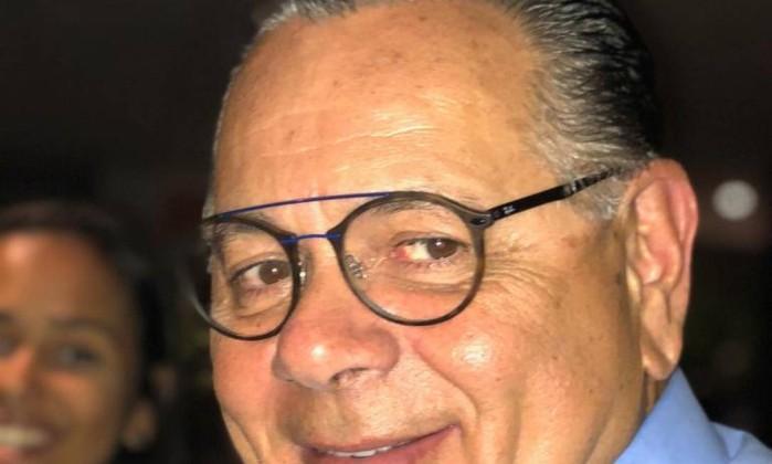 O marqueteiro Fernando Barros Foto: Divulgação