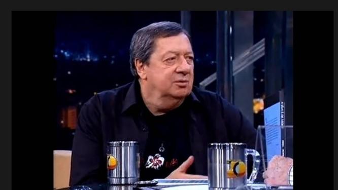 O diretor Guga de Oliveira Foto: Reprodução TV Globo