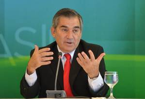 O ex-ministro Gilberto Carvalho Foto: Wilson Dias / ABR