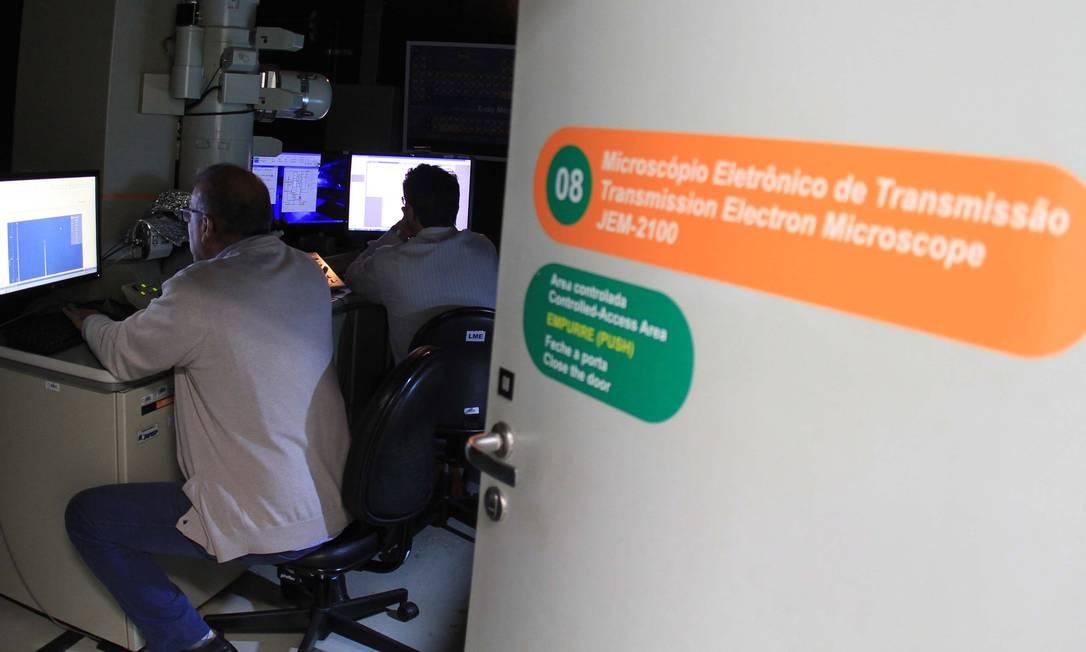 Orçamento para o Ministério de Ciência, Tecnologia, Inovações e Comunicações aumentou, mas contingenciamento também cresceu Foto: Código 19 / Agência O Globo / Agência O Globo