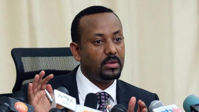 Primeiro-ministro da Etiópia, Abiy Ahmed Foto: Kumera Gemechu/File Photo / REUTERS