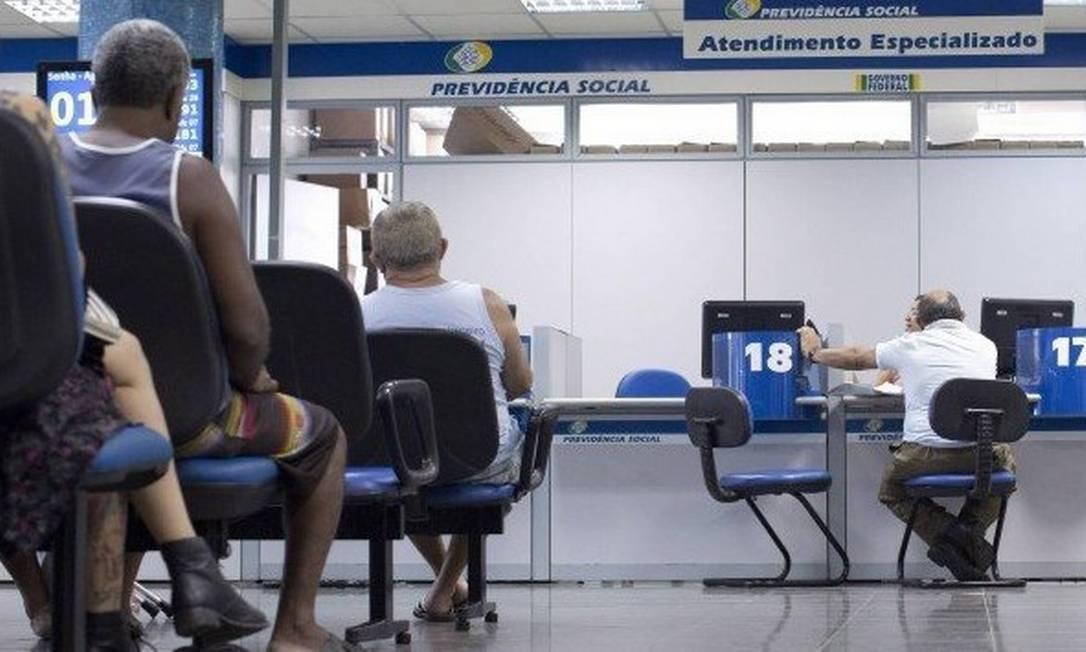 Órgão não pode mais cobrar benefício liberado judicialmente Foto: Márcia Foletto / Agência O Globo