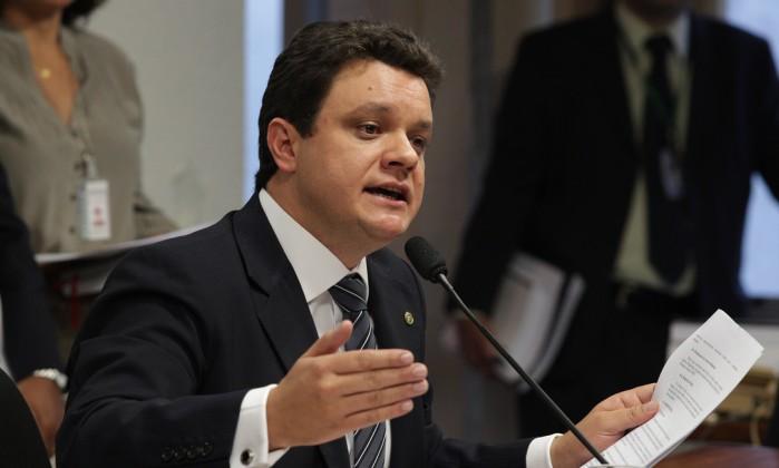 O deputado Odair Cunha, do PT Foto: André Coelho / Agência O Globo