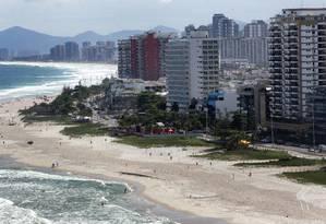 A Barra ocupa a segunda posição do ranking de número de engociações, seguida por Campo Grande, Recreio e Jacarepaguá. Foto: Márcio Alves / Agência O Globo