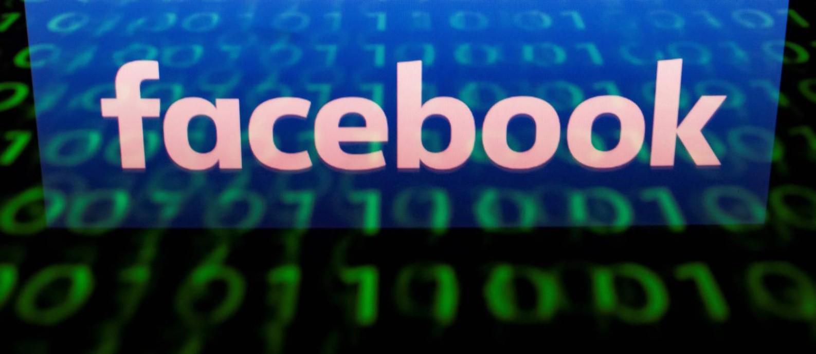 Hackers roubaram chaves digitais de 30 milhões de usuários do Facebook Foto: LIONEL BONAVENTURE / AFP