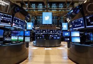 O Twitter acredita que a divulgação das mensagens ajudará o público a compreender o fenômeno Foto: Brendan McDermid / REUTERS
