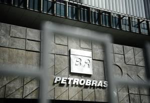 A sede da Petrobras, no Rio de Janeiro Foto: Tânia Rêgo / Agência Brasil