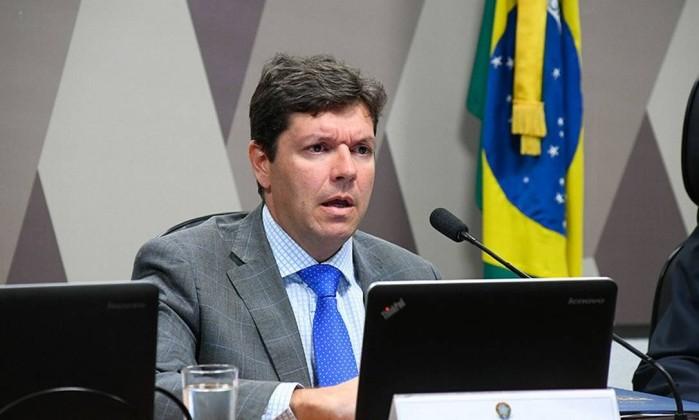 Gabriel Oliveira Foto: Marcos Oliveira / Agência Senado