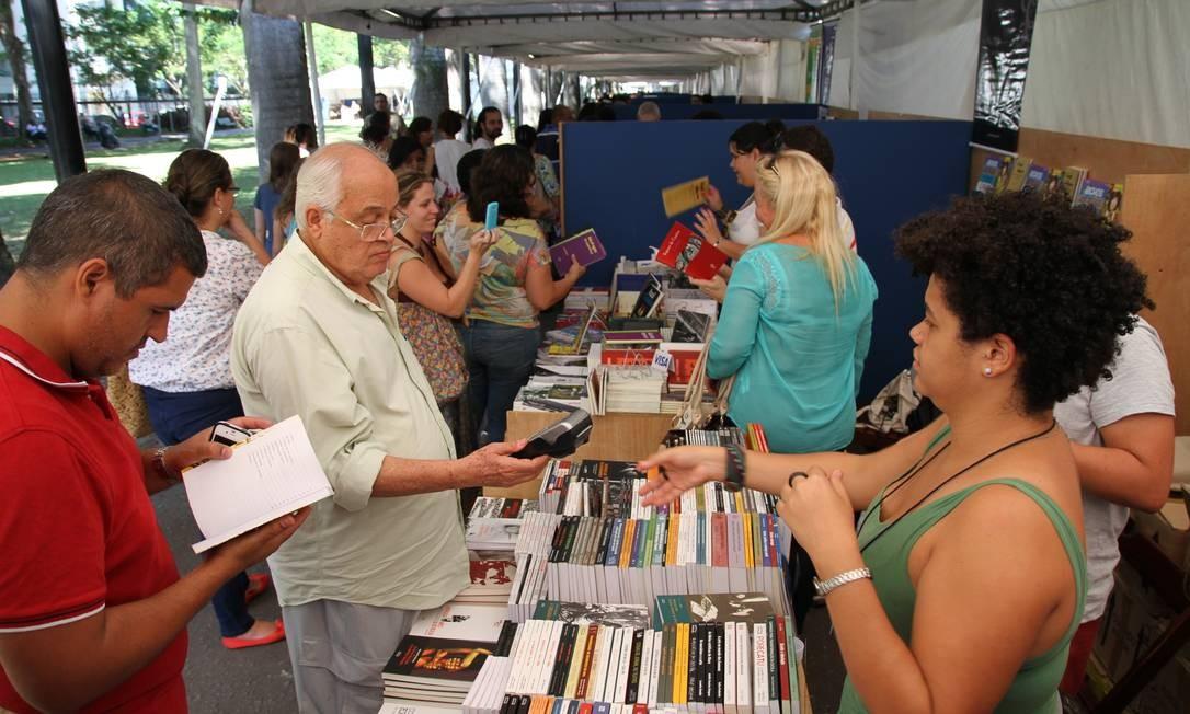 Maior evento deeditoras independentesdo Rio, Primavera Literária está de volta ao Museu da República Foto: Divulgação / Agência O Globo