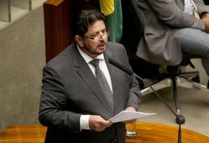 O deputado federal Fábio Ramalho Foto: Wilson Dias / Agência Brasil