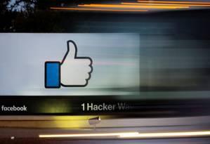 Mais de 30 milhões de usuários tiveram dados acessados por hackers Foto: ELIJAH NOUVELAGE / REUTERS
