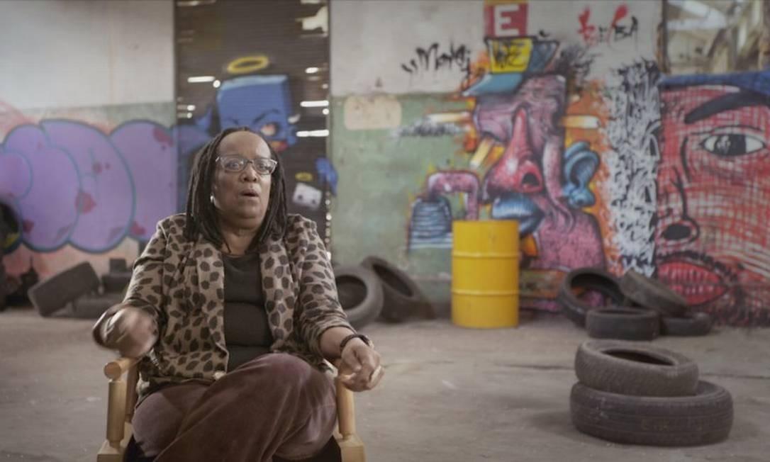 Sueli Carneiro, filósofa e diretora do Geledés - Instituto da Mulher Negra está em cena Foto: Divulgação