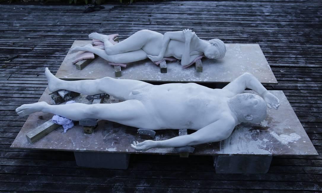 A exposição custou R$10 milhões e tem setenta obras de arte, pesando 500 toneladas Tomas Vianna / Ai Weiwei Studio
