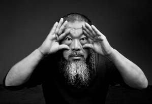 O artista Ai Weiwei Foto: Cortesia / Ai Weiwei Studio