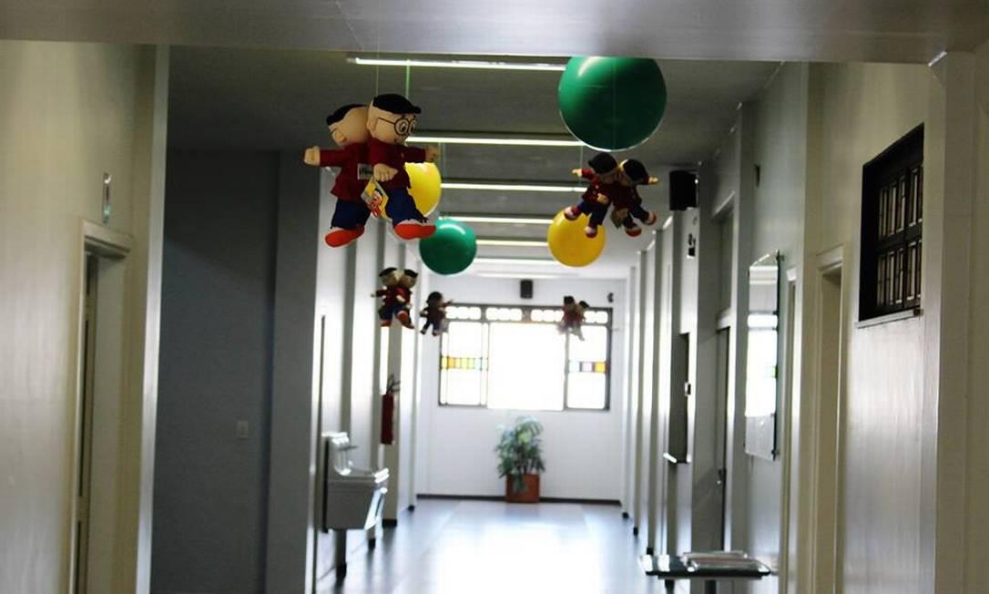 Aluno atirou dentro do Colégio Adventista Jardim dos Estados, no Mato Grosso do Sul Foto: Facebook/Reprodução