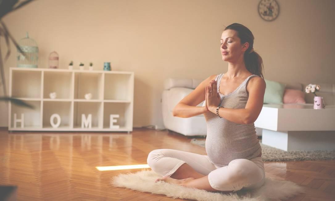 Cuidados na gravidez Foto: Shutterstock