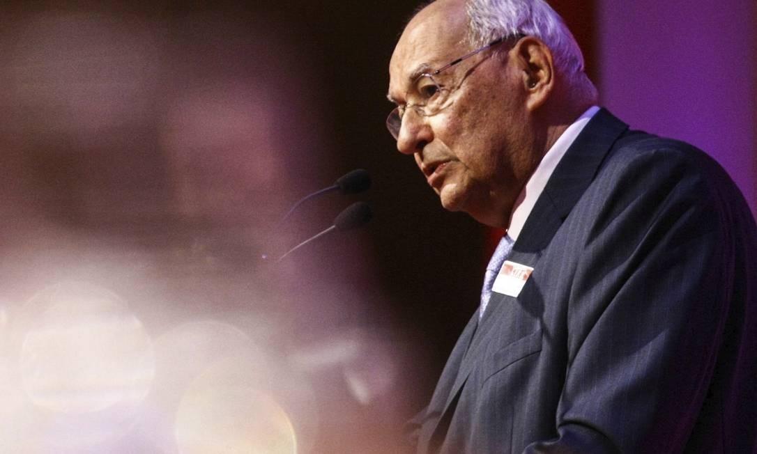 O jurista Ives Gandra Martins Foto: Fotoarena / Agência O Globo