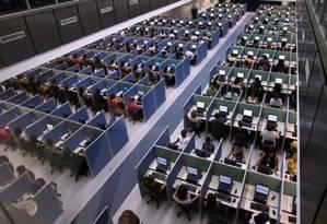 Chamadas indesejadas. Brasileiros recebem 37,5 chamadas spam por dia Foto: Custódio Coimbra