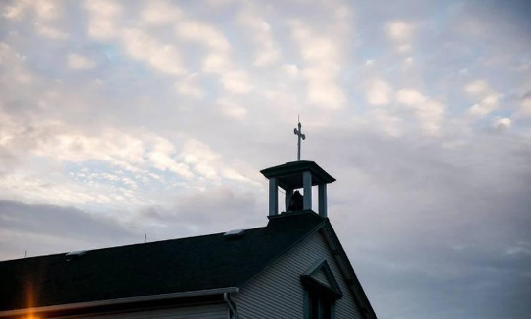 Igreja da Pensilvânia: relatório denuncia casos de assédio sexual ocorridos nos últimos 70 anos Foto: Sam Hodgson/The New York Times
